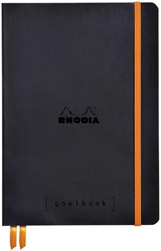 Bullet Journal Rhodia A5 60vel dots zwart