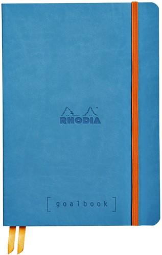 Bullet Journal Rhodia A5 60vel dots turkoois