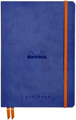 Bullet Journal Rhodia A5 120vel dots saffierblauw