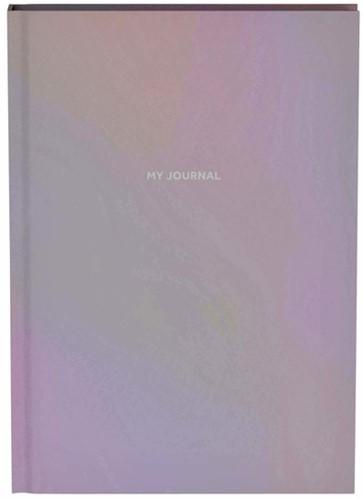 Bullet Journal Quattro Colori sparkle A5 dotted glanzend roze