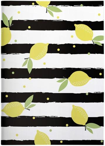 Schrift Greenline Lemons 148x210mm