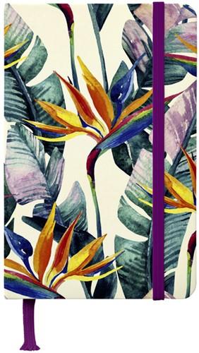Notitieboek Greenline Floral 100x150mm
