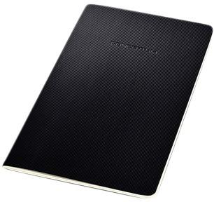 Notitieboek Sigel Conceptum A5 lijn zwart