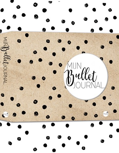Bullet Journal black dot