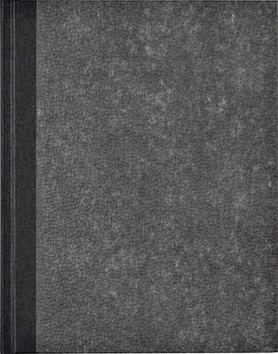 Register breedkwarto 192blz contra gelinieerd grijs gewolkt