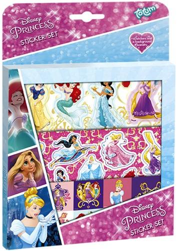 Stickerset Totum Disney princess