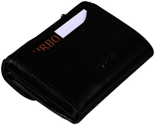 Portemonnee Tony Perotti Furbo RFID leer zwart