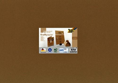 Kraftpapier Folia 50x70cm 120gr