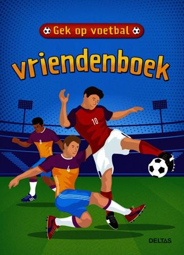 Vriendenboek Deltas Gek op voetbal