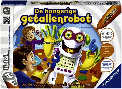 De hongerige getallenrobot Tiptoi Ravensburger