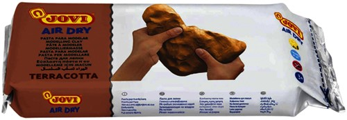 Klei Jovi air dry 1kg terra