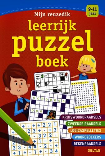 Mijn reuzedik leerrijk puzzelboek