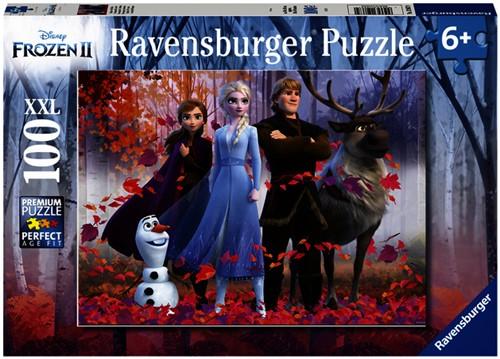Puzzel Ravensburger Frozen 2 100 stukjes