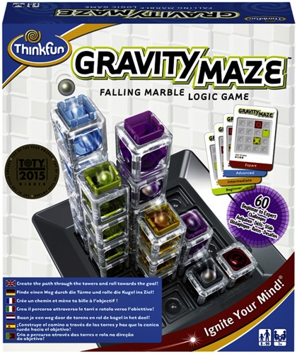 Smartgame Think Fun Gravity Maze