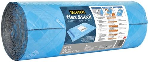 Verpakkingsrol Scotch Flex & Seal 38cmx6m
