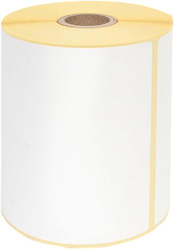Zebra labeletiket Quantore 800284-605 DHL 102x210mm 25mm wit permanent