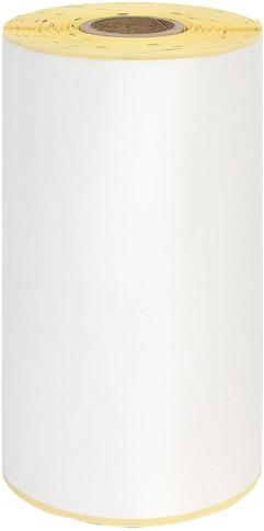 Zebra labeletiket Quantore 3005281-T 102x150mm 19mm wit permanent