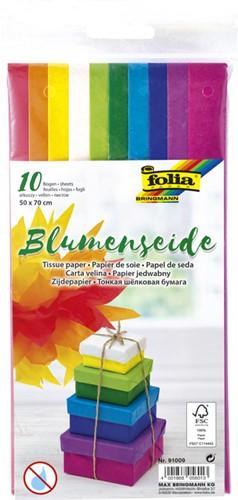 Zijdepapier Folia 50x70cm 20gr