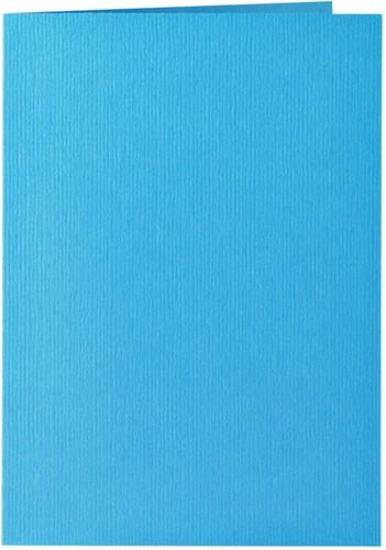 Correspondentiekaart Papicolor dubbel 105x148mm Hemelsblauw