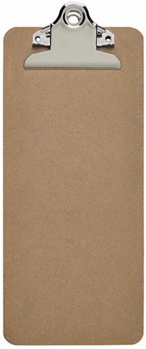Klembord MAUL Classic Bill staand 28x11.5cm hardboard