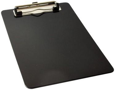 Klembord LPC A5 staand met kopklem zwart