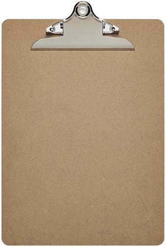 Klembord MAUL Classic A4 staand hardboard