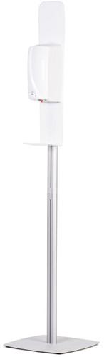 Handhygiene standaard OPUS 2 met touch-free dispenser