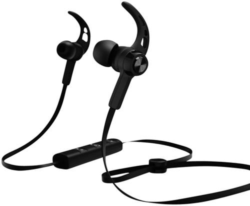 Oortelefoon Hama in-ear connect bluetooth zwart