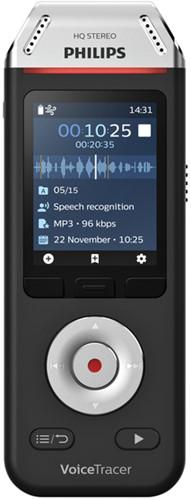 Digital voice recorder Philips DVT 2810 voor spraakherkenning