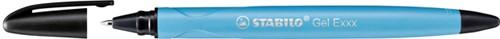 Rollerpen STABILO Gel Exxx turquoise