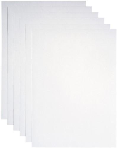 Kopieerpapier Papicolor A4 200gr 3vel parelwit