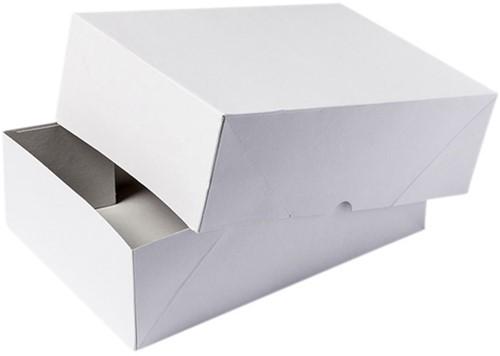 Paraatdoos Budget A4 305x215x50mm voor 500vel wit