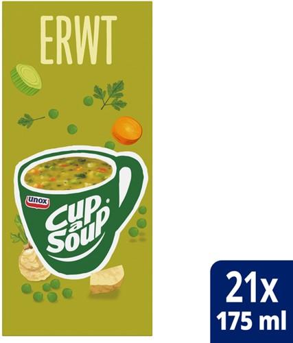 Cup-a-soup erwtensoep 21 zakjes