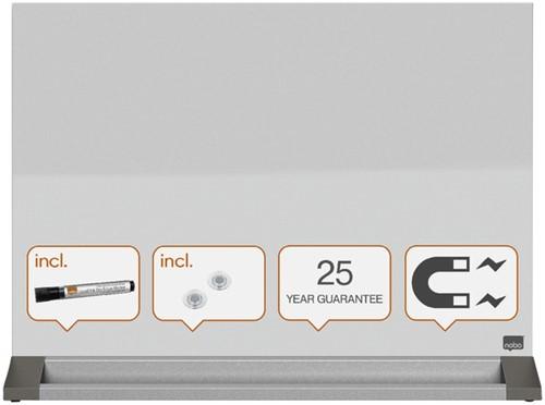 Desktop Glasbord Nobo Diamond