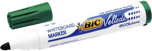 Viltstift Bic 1701 whiteboard rond groen 1.4mm