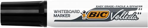 Viltstift Bic 1781 whiteboard schuin zwart 3.2-5.5mm
