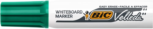 Viltstift Bic 1781 whiteboard schuin groen 3.2-5.5mm