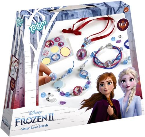 Juwelen maken Totum Disney Frozen 2