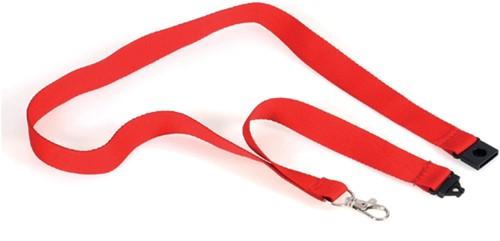 Badgekoord Opus 2 rood