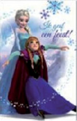 Uitnodiging Frozen