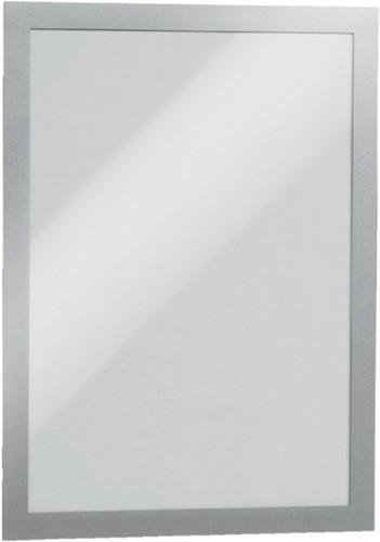 Duraframe Durable 487323 A3 zilvergrijs