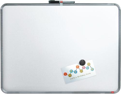 Whiteboard Nobo Slim Line 43x58cm zilver