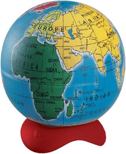 Puntenslijper Maped Globe 1gaats display à 16stuks assorti