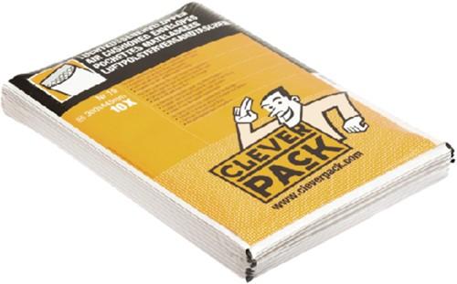 Envelop CleverPack luchtkussen nr19 320x455mm wit 10stuks