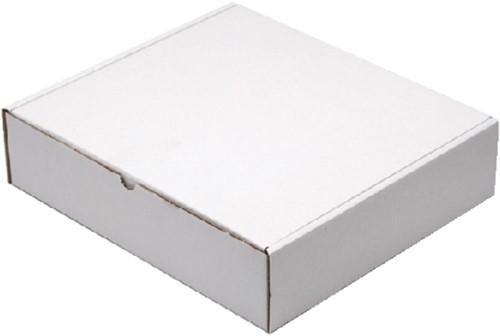 Postpakket CleverPack golfkarton 330x300x80mm wit 5stuks