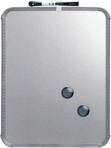 Whiteboard Nobo Slim Line 22x28cm zilver