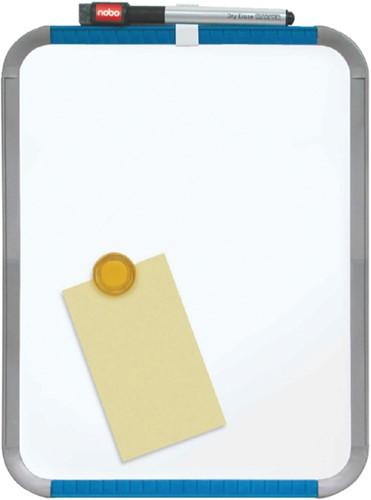 Whiteboard Nobo Slim Line 22x28cm wit