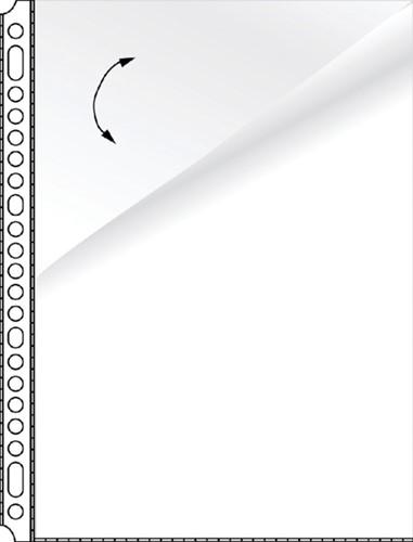 Showtas Kangaro 23-gaats PP 0.08mm glad 2zijde open