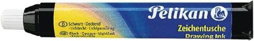 Oostindische inkt Pelikan pipet 9ml zwart