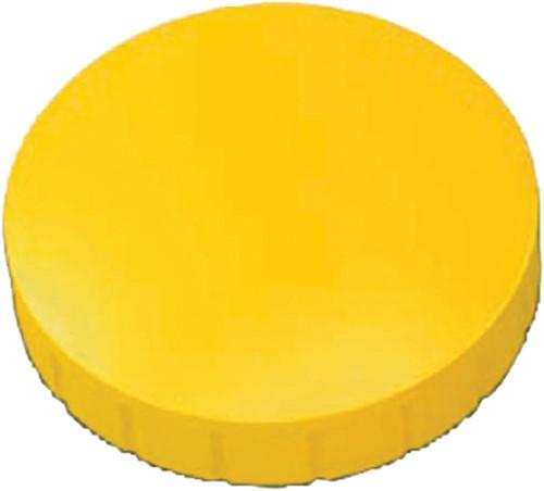 Magneet MAUL Solid 32mm 800gr geel